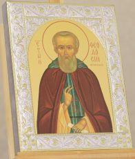 Икона Феодосий Печерский преподобный (14х18см)