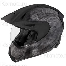 Шлем Icon Variant Pro Construct, Черный