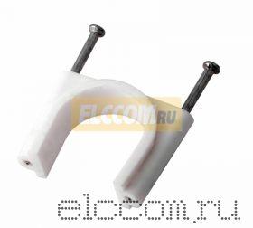 Крепеж кабеля круглый 32мм (упак. 50 шт.) REXANT