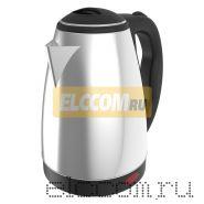 Чайник стальной электрический DX3018 1,8 л/1850 Вт