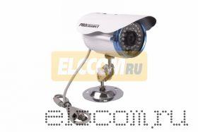 Уличная камера видеонаблюдения высокого разрешения с ИК- подсветкой