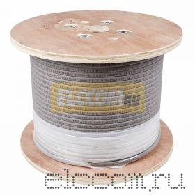 Саморегулируемый греющий кабель (экранированный) SRL24-2CR (24Вт/1м), 250М REXANT