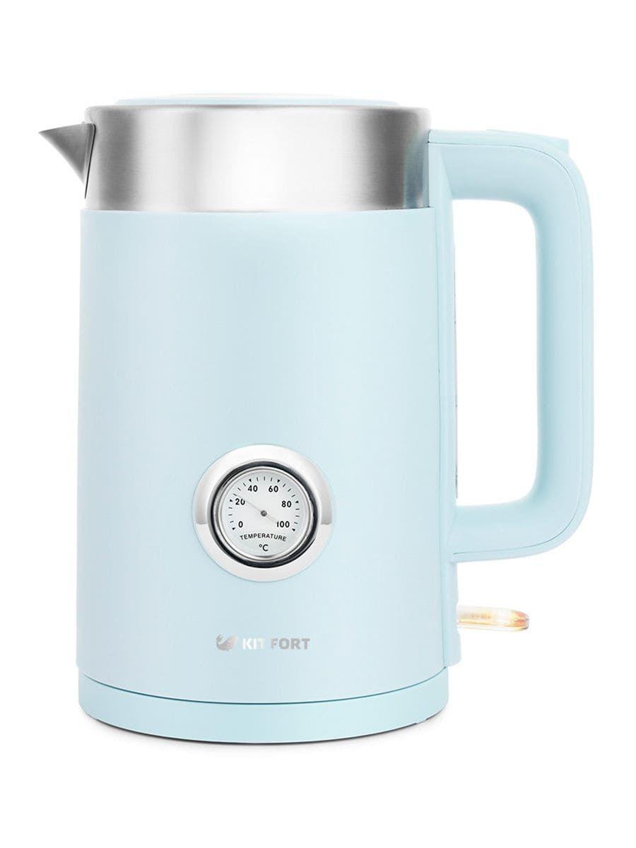 Чайник KitFort КТ-659-2 (зеленый)