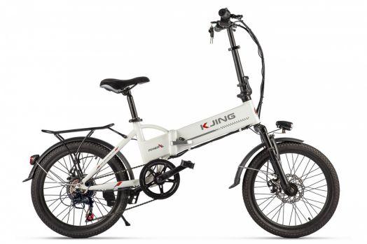 Велогибрид Kjing Spoke Белый