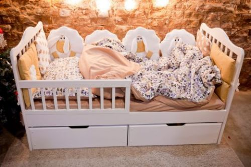 "Детская кроватка ""Софа Премиум"""