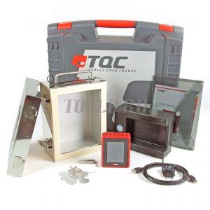 Регистратор температуры в печи TQC Sheen CurveX-3 Standard CX3015. Базовый набор