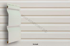 Сайдинг Amerika D4 (slim) (0,61 м2) Размер: 3,0 х 0,203мм.Цвет:Белый , бежевый, ванильный, салатовый.