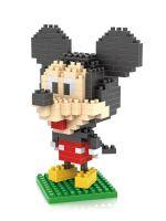 Конструктор Wisehawk & LNO Микки Маус 230 деталей NO. 011 Mickey Gift Series