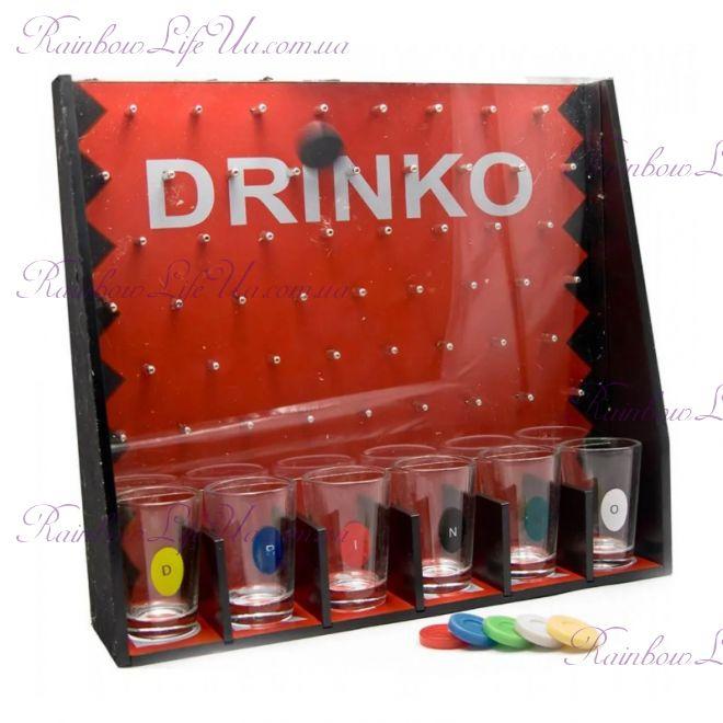"""Игра с рюмками Drinko 25178 """"Duke"""""""