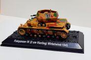 Танк - Flakpanzer IV(2 cm Vierling) Wirbelwind-1945 (Германия)