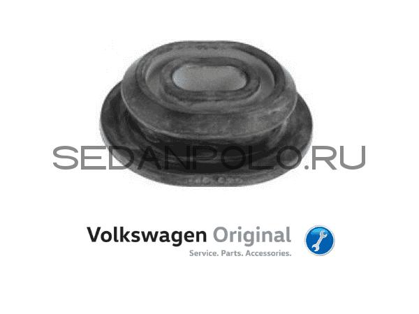 Подушка радиатора охлаждения нижняя VAG Volkswagen Polo Sedan