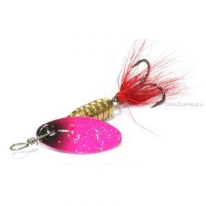 Блесна вращающаяся Sprut Rindo Spinner #2 / 6 гр / цвет: PNBK
