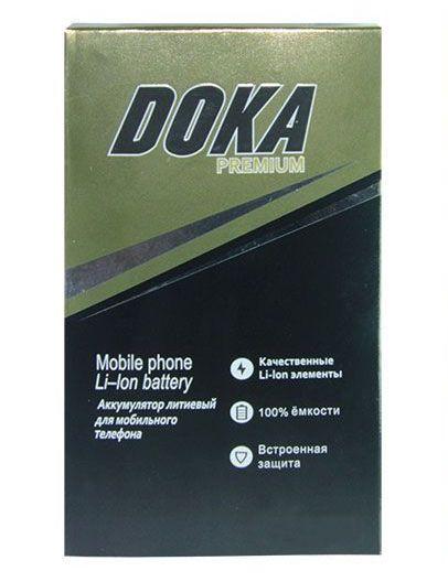 Аккумулятор Doka Apple iPhone 6S (1750 mAh)