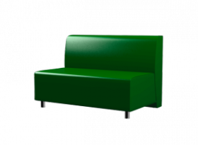 Диван Лайт 1200 зеленый