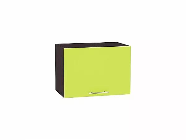 Шкаф верхний Валерия ВГ500 (лайм глянец)