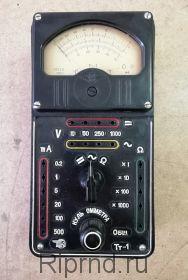 Измерительный прибор Тестер Тт-1