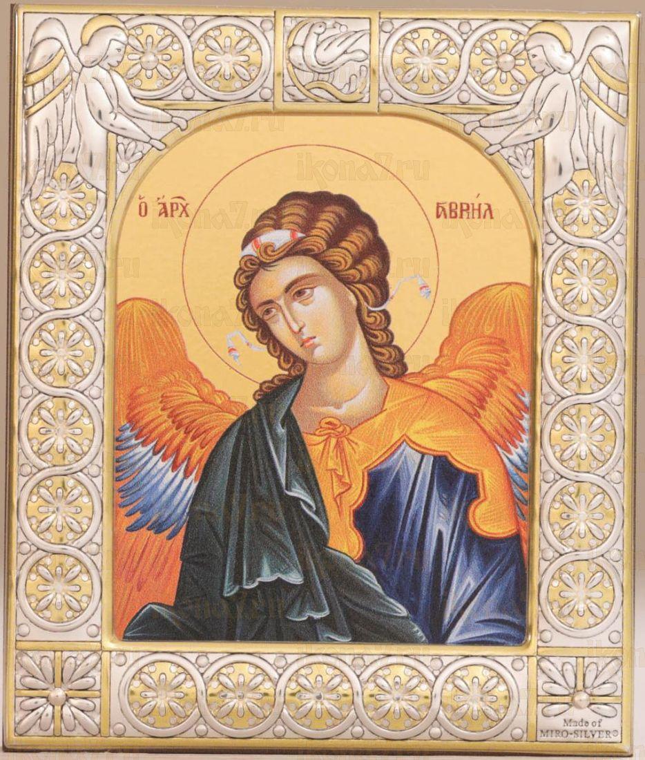 Икона Гавриил архангел (9х10,5см)