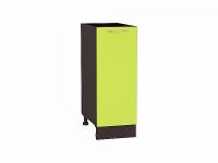 Шкаф нижний Валерия Н300 (лайм глянец)