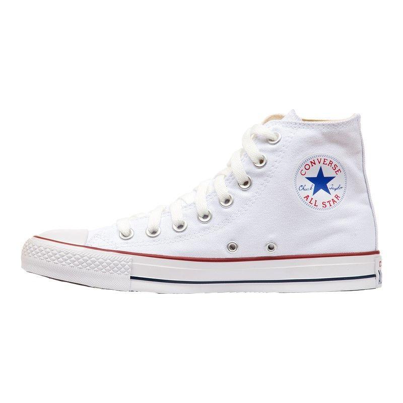 Кеды высокие Converse Chuck Taylor All Star белые