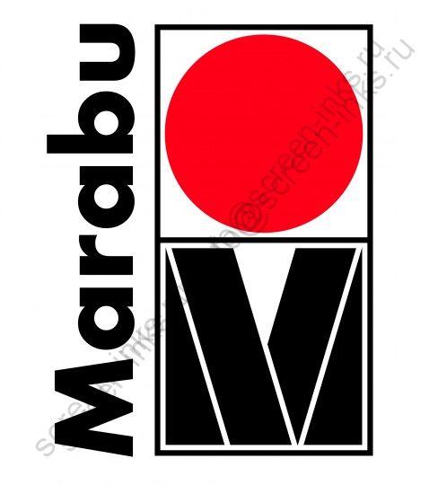 Краска для шелкографии Marapol PY 070  1 л
