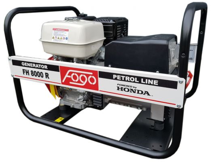 Бензиновый генератор Fogo FH8000 R (AVR)