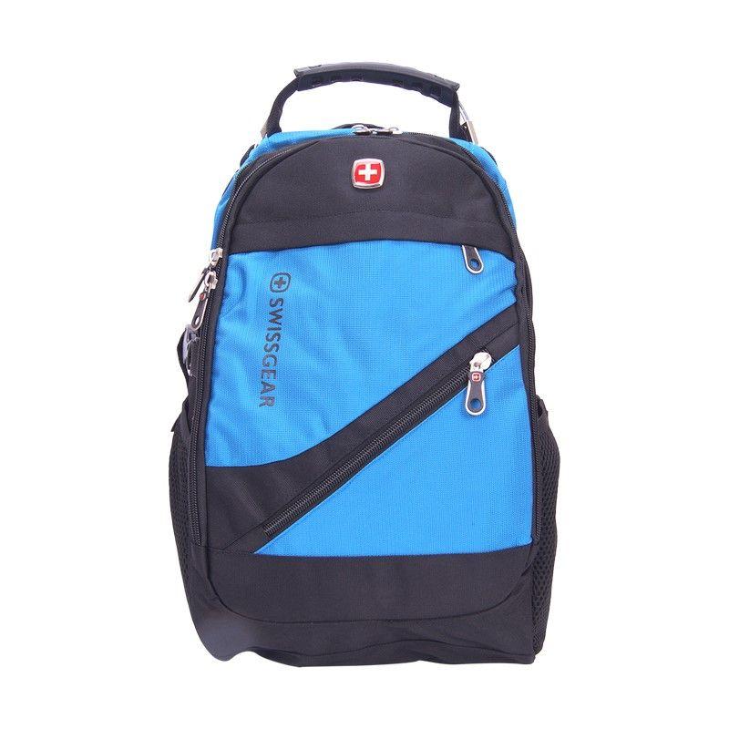Рюкзак Swissgear голубой