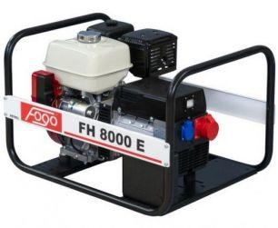 Бензиновый генератор Fogo FH8000 E