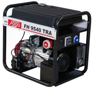Бензиновый генератор Fogo FH9540 TRA (AVR)