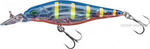 Воблер Sprut Fugu 90F 90 мм / 14 гр / Заглубление: 1,2-2,2 м / цвет: CRB-STR