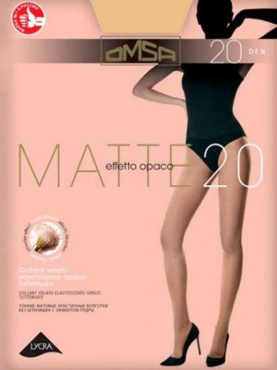колготки OMSA Matte 20