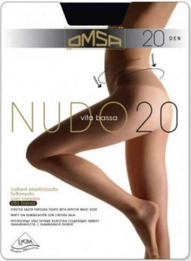 колготки OMSA Nudo 20 VB