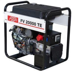 Бензиновый генератор Fogo FV20000 TE
