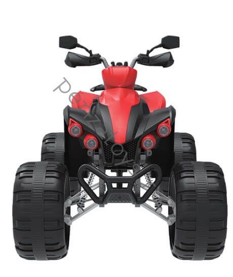 Детский электроквадроцикл P444PP 2*24V (20 000 об)