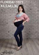 Джинсы для беременных FLORIDA 1071