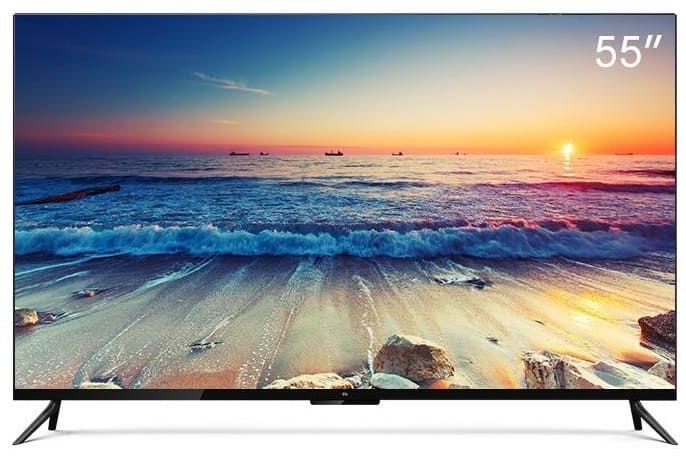 "Телевизор Xiaomi Mi TV UHD 4S 55"" Global version DVB-T2 2019"