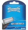 Schick / Wilkinson Sword Quattro сменные кассеты (8 шт)