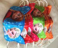 Яркие красивые медицинские маски для детей с рисунками из мультфильмов. Купить в Москве