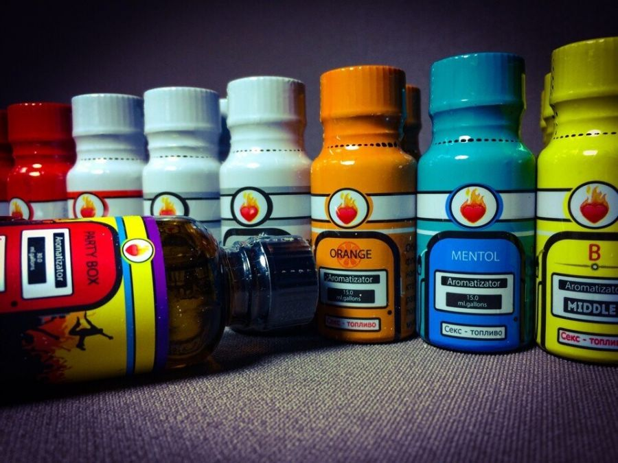 (ABC) Poppers B 15 мл