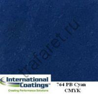 Краска пластизолевая 764 Pro-Brite Cyan (3,8 л.)