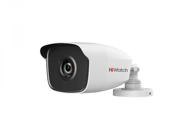HD-TVI видеокамера HiWatch DS-T120