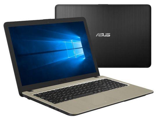 Ноутбук ASUS X540UB-DM264: Intel Core i3 6100U x2 (2.0 GHz), 4096Mb, 500Gb, GeFo