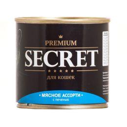 SECRET Premium Мясное ассорти с печенью