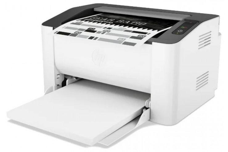 Принтер лазерный HP LaserJet 107a: 20 стр/мин, USB2.0