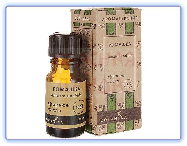 Эфирное масло Ромашки Botavikos