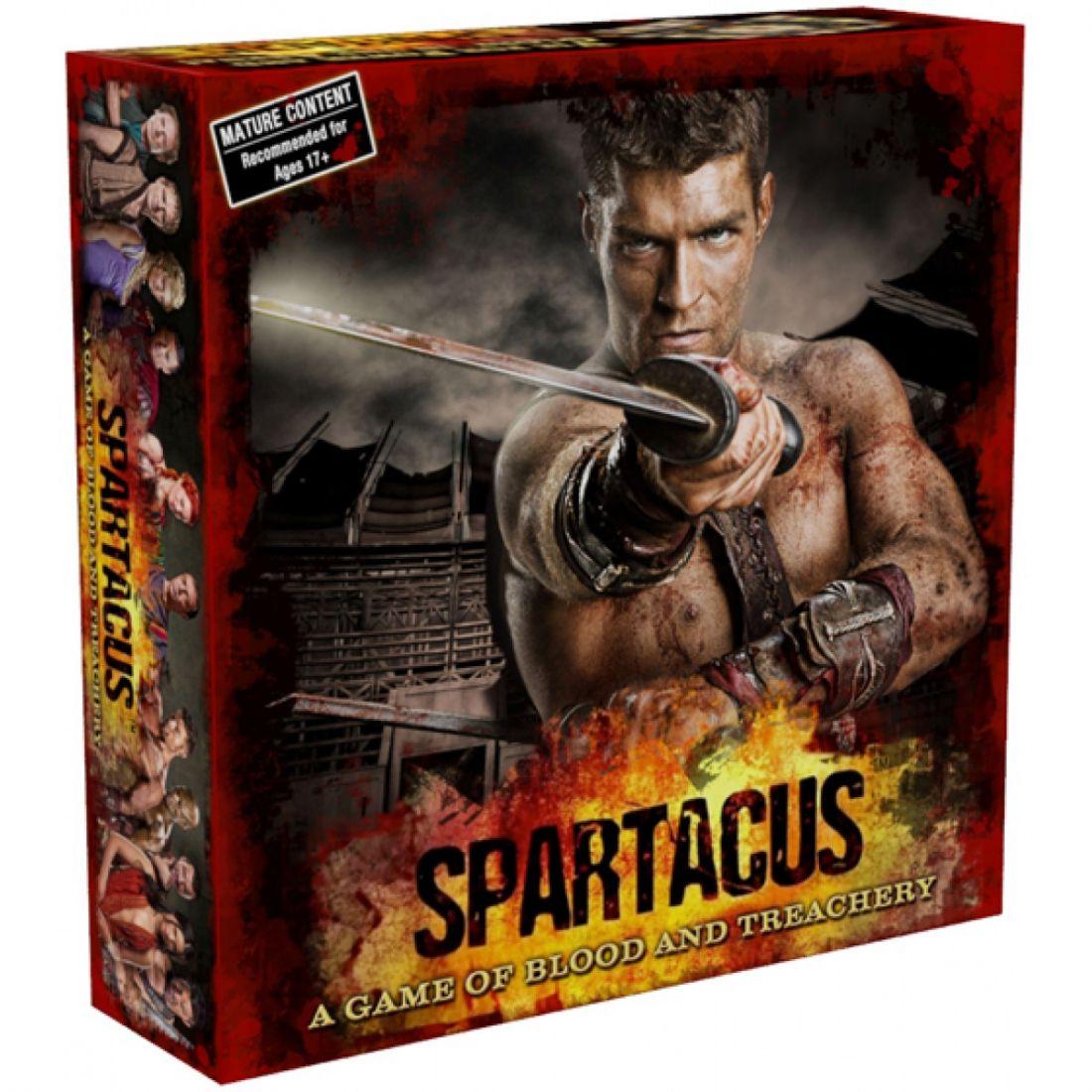 Прокат Спартак: Кровь и песок