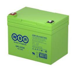 Аккумулятор WBR GPL12330