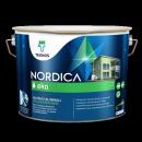 Краска для домов НОРДИКА ЭКО PM1 глянцевая 0,9л. 400188
