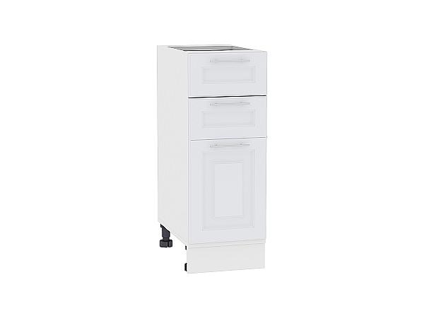 Шкаф нижний Ницца Royal Н303 (Blanco)