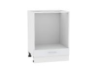 Шкаф нижний под духовку Ницца Royal НД600 в цвете Blanco