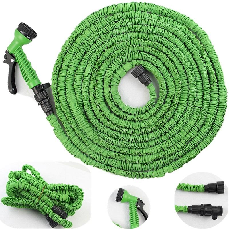 Шланг Водяной Xhose (Икс Хоуз), 45 М, Цвет Зеленый